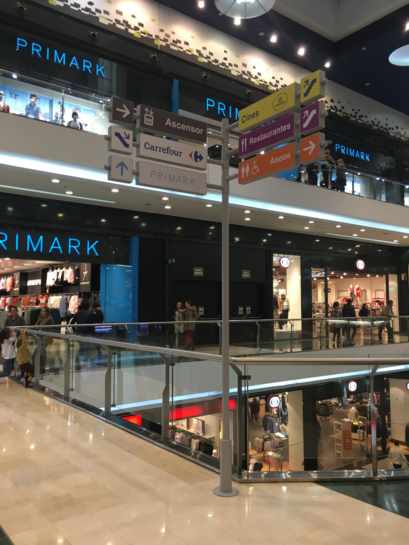 Señaletica CancelasSantiago Nueva El Comercial De Centro En As nkwOPX80N